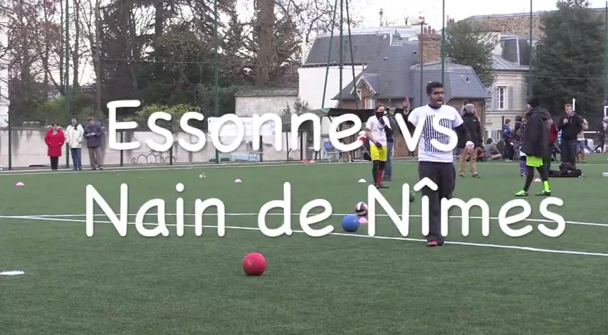 Sonic Brooms Vs Nains : Sixième match de Poule A de la Coupe de France 2014