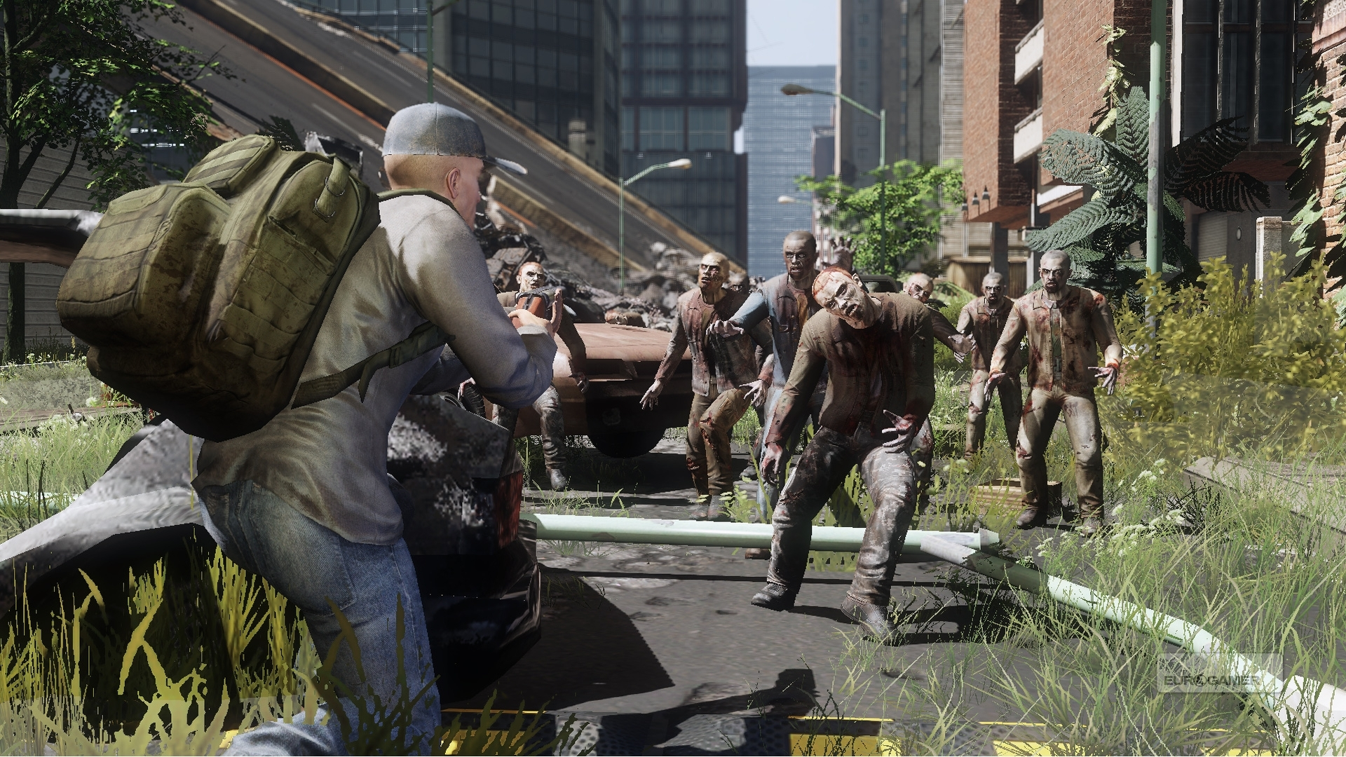 Image du jeu vidéo The Walking Dead : Survival Instinct
