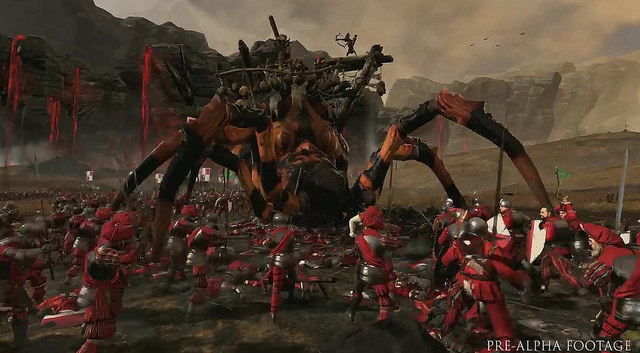 how to raise an army in total war warhammer