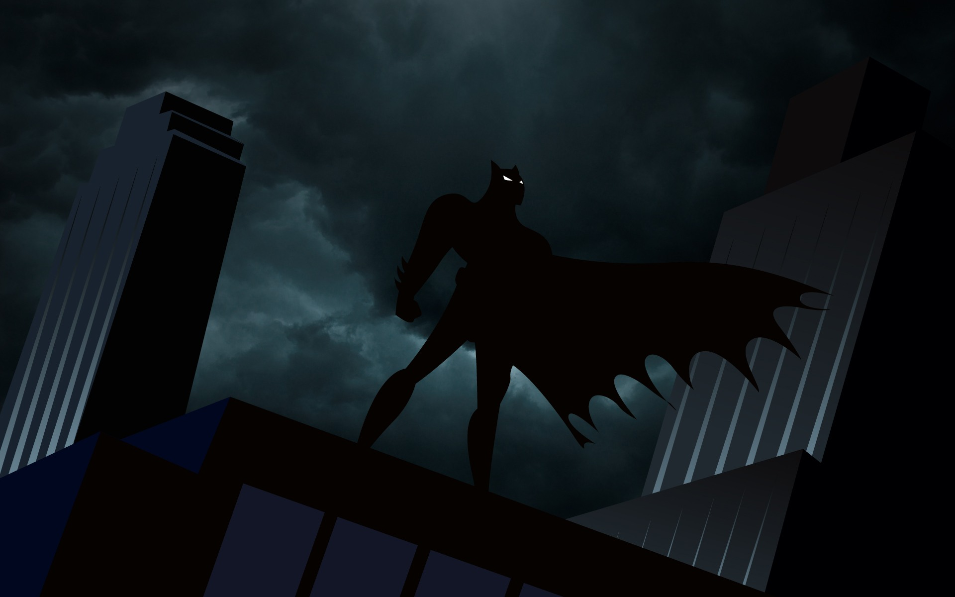 [Review]Batman TAS - S01E01 - Le Duel