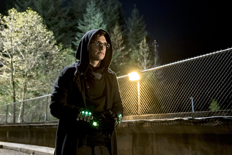 The Flash 1x11 : le mea-culpa d\'Harrison Wells ?